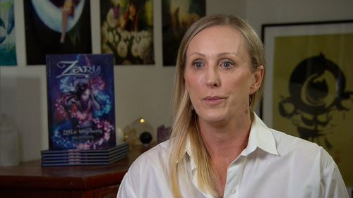 The mum of two said it was her passion to help kids who are being bullied at school.