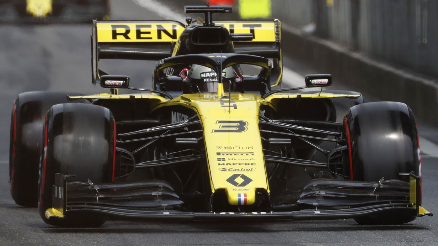 Daniel Ricciardo's speed 'miserable' in new Renault, despite improved GP showing