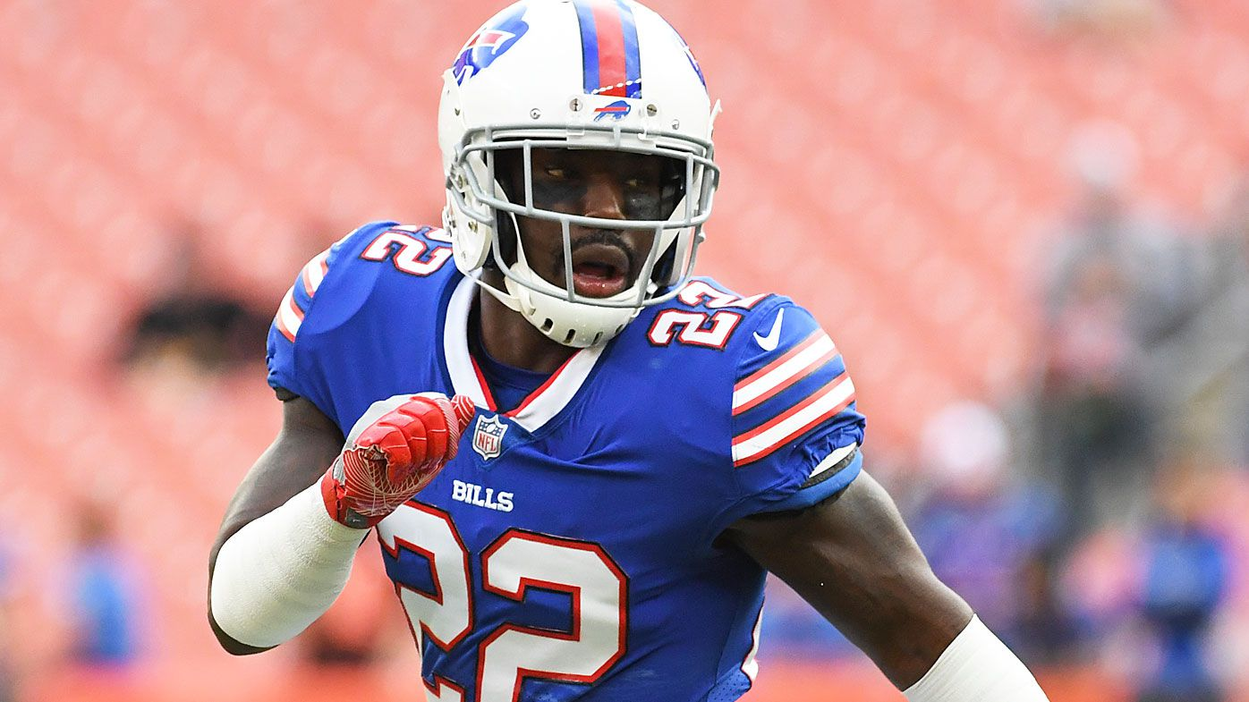 Buffalo Bills cornerback Vontae Davis retires mid-game against Los Angeles Chargers
