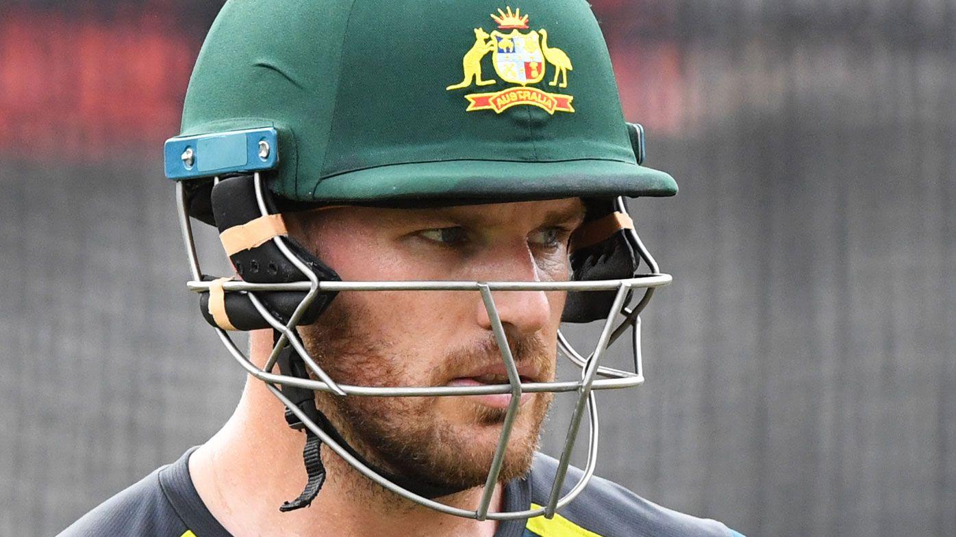 Aaron Finch declares himself 'weak link' in ODI series defeat to India