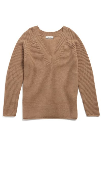 "<a href=""http://jacandjack.com/delphi-sweater-carmello.html"" target=""_blank"">Delphi Sweater, $799, Jac+Jack</a>"