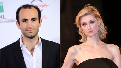 Khalid Abdalla (left) has been cast as Dodi Al-Fayed, who will play opposite Elizabeth Debicki (right) as Princess Diana in Season 5 of The Crown