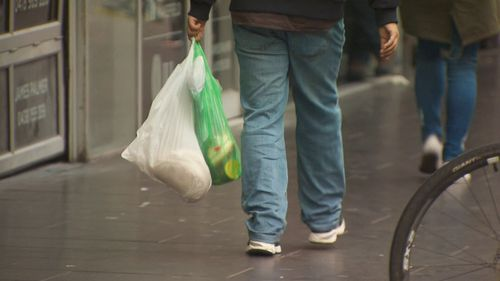 You'll need to bring your green bag to pickup your takeaway from next year. (9NEWS)