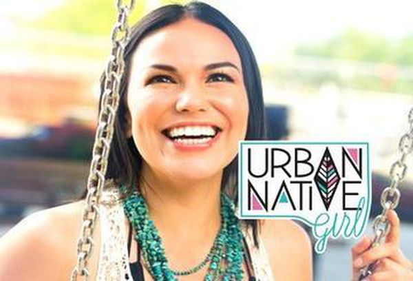 Urban Native Girl