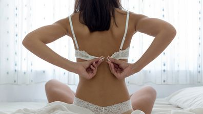How to stop your bra band from riding up your back