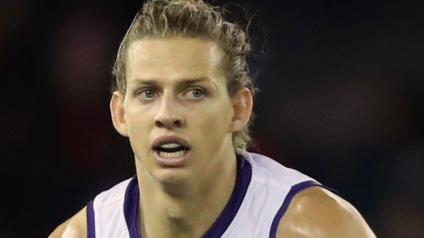 Blues' goalless first half in AFL loss
