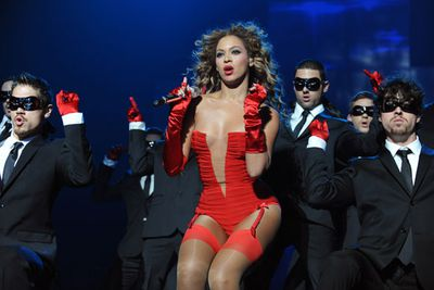 Beyonce came under fire for performing at a New Year's Eve party for the entourages of brutal Libyan dictator Muammar Gaddafi in St Barts in the Caribbean. Once she found out who she was really playing for, Bey donated her estimated $1 million performance fee to humanitarian efforts in Haiti.<br/><br/>Image: Getty