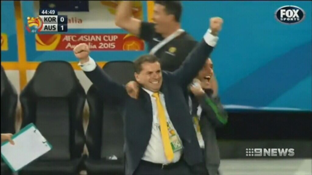 Postecoglou responds to quit claims