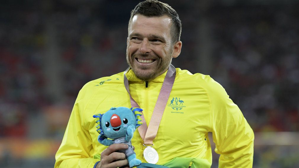 Kurt Fearnley creates history after taking out The Don Award