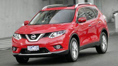 10: Nissan X-Trail