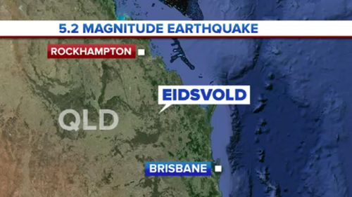 YOUR SAY: Queenslanders describe the moment they felt today's 5.2 magnitude earthquake