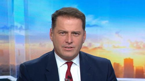 Today host Karl Stefanovic has called for an end to violence against women saying it's a problem Australia has to fix.