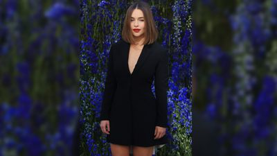 <p>She stunned at the launch of Christian Dior's Spring-Summer 2016 ready-to-wear fashion collection in Paris, France, earlier in October. </p><p>(AAP)</p>
