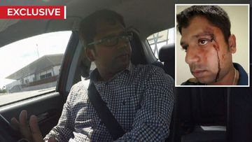 Uber driver violently attacked after refusing to stop for McDonald's