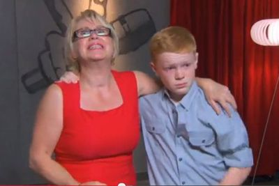 """Harrison's brother Connor became a viewer favourite as he turned up week after week to support his big bro. He came, he cried, he beamed with pride.<br/><br/><b><a href=""""http://www.thevoice.com.au/"""">For the latest updates, visit The Voice official website.</a></b>"""
