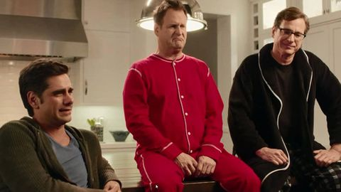 Watch: Full House stars reunite for Super Bowl ad!