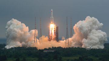 NASA blasts China over out-of-control rocket landing