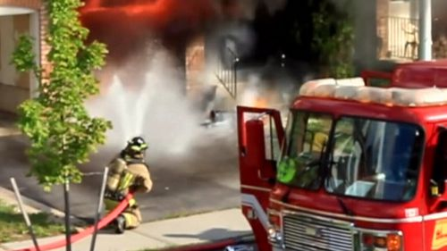 """It is """"impossible"""" for firefighers to determine which particular fire caused their cancer."""