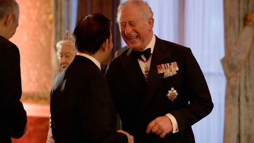 Prince Charles has been appointed by the 53 Commonwealth member state. (AP/AAP)