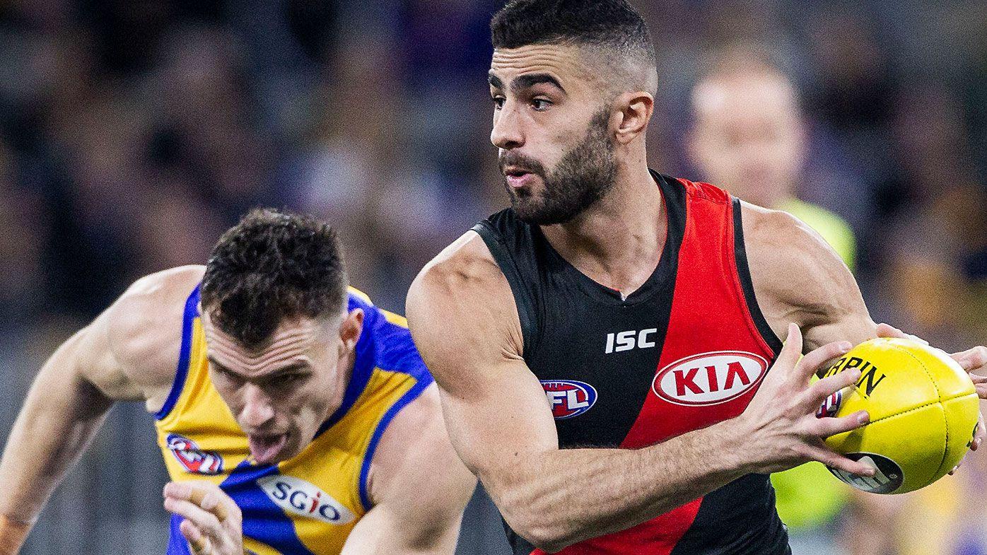 Bombers great Dustin Fletcher 'hurt' by Adam Saad departure