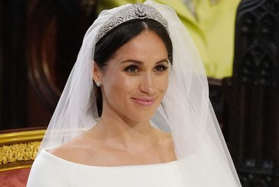 Meghan, Duchess of Sussex: Queen Mary's Bandeau tiara
