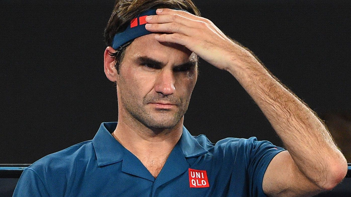 Australian Open 2019: Roger Federer offers defiant reaction to Stefanos Tsitsipas upset