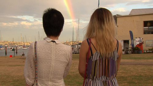 Grace and Heather* are among the 70 defectors living in Australia. (9NEWS)