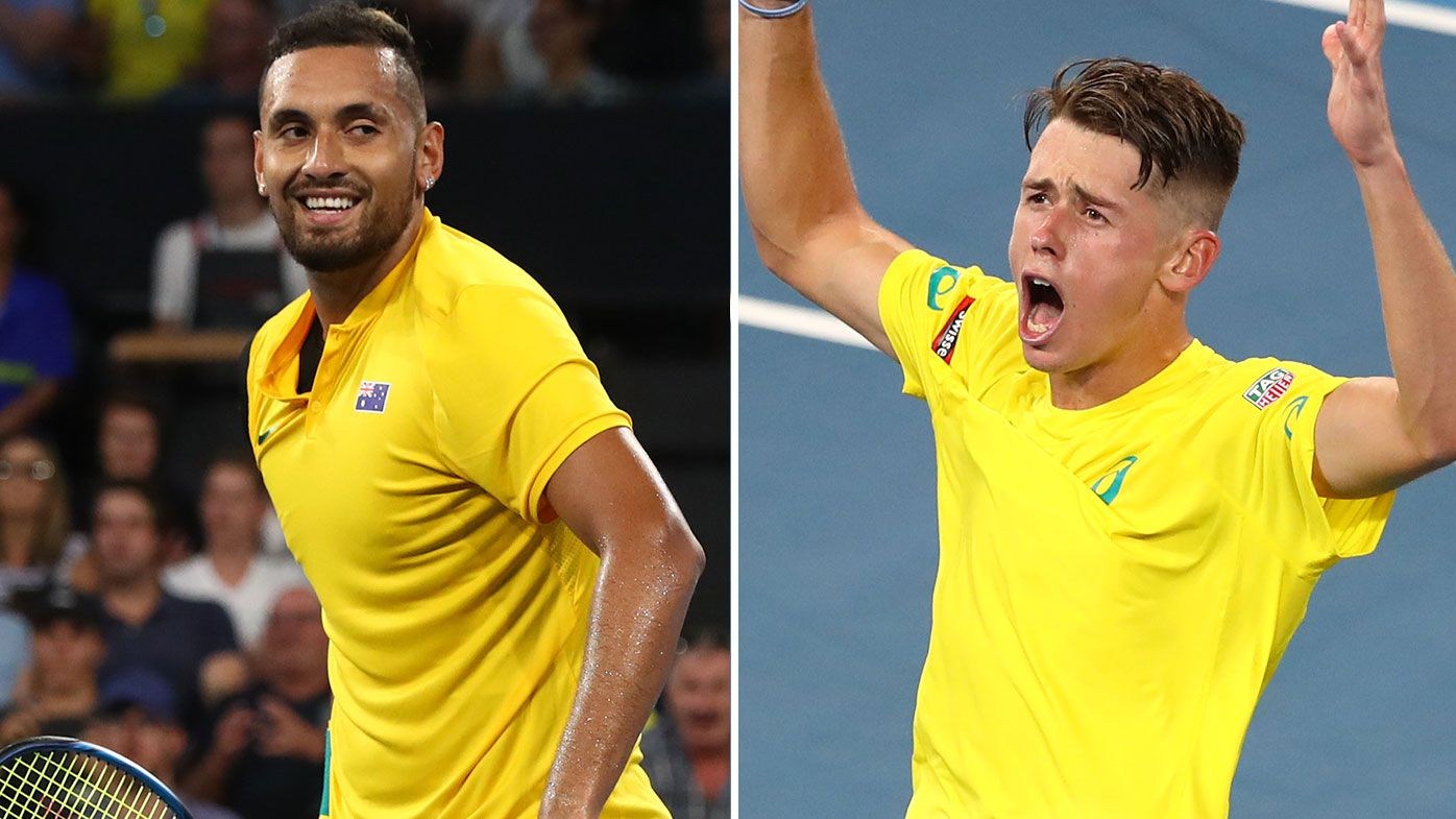De Minaur smothers Zverev for ATP Cup win