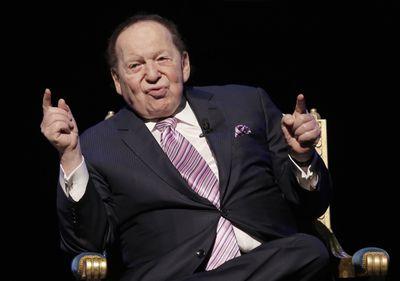 Sheldon Adelson - January 11