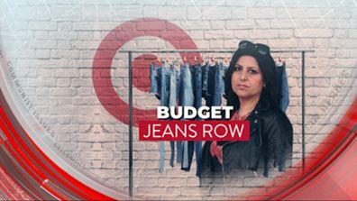 Budget jeans row