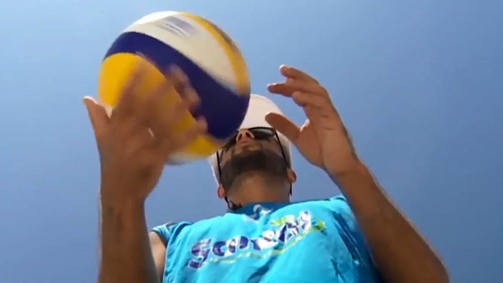 Mr Skyball hard to handle at Rio Olympics