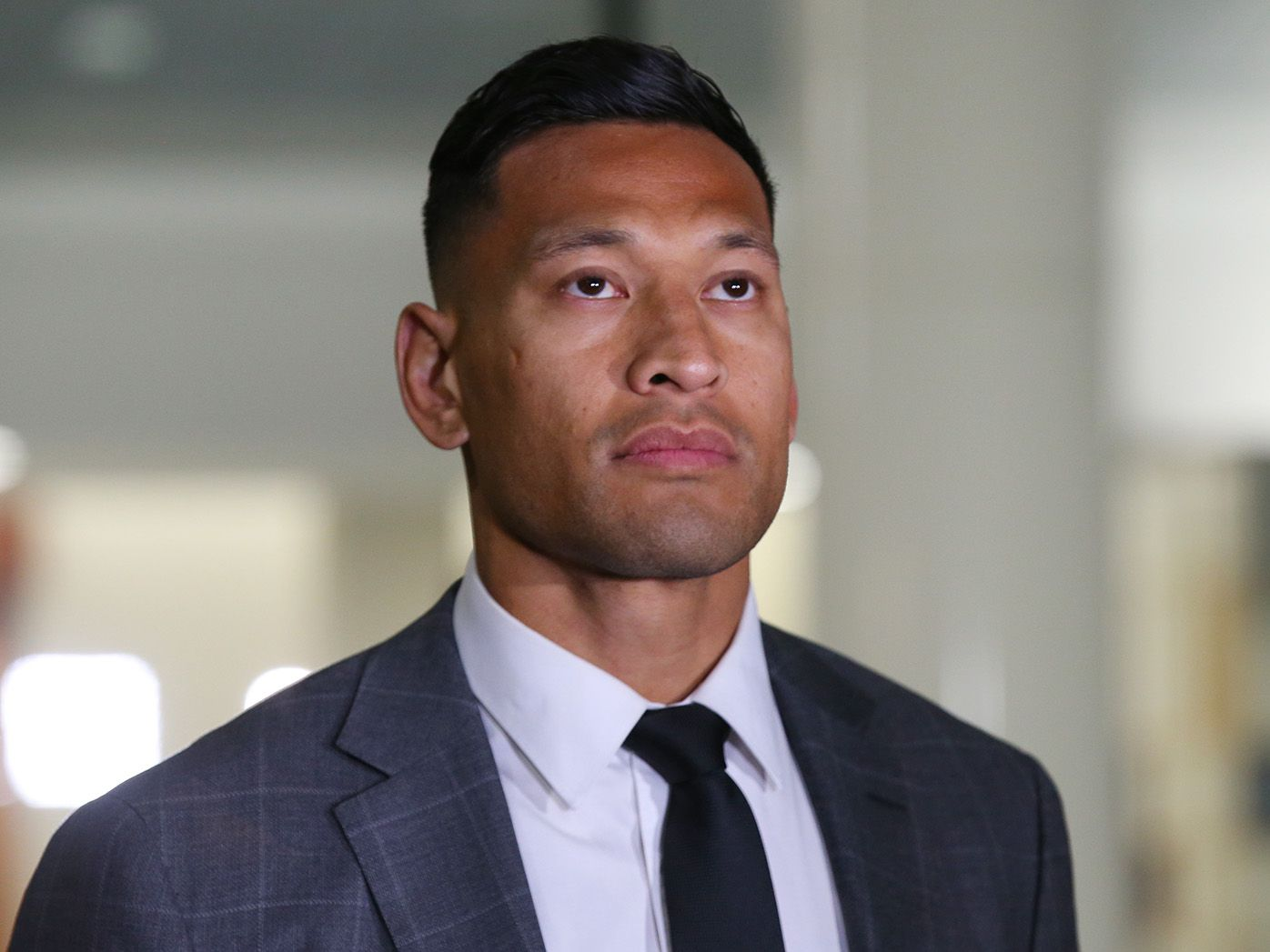 Israel Folau settles legal dispute with Rugby Australia over sacking