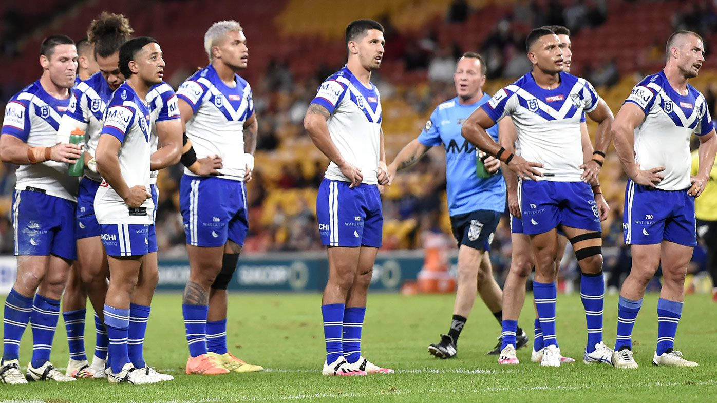 EXCLUSIVE: Bulldogs going nowhere until coaching decision is made, Phil Gould warns