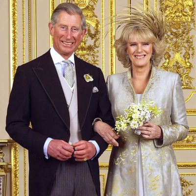 Charles and Camilla's vows were...unfortunate