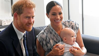 Meghan encourages boys to be 'part of the conversation', 2019