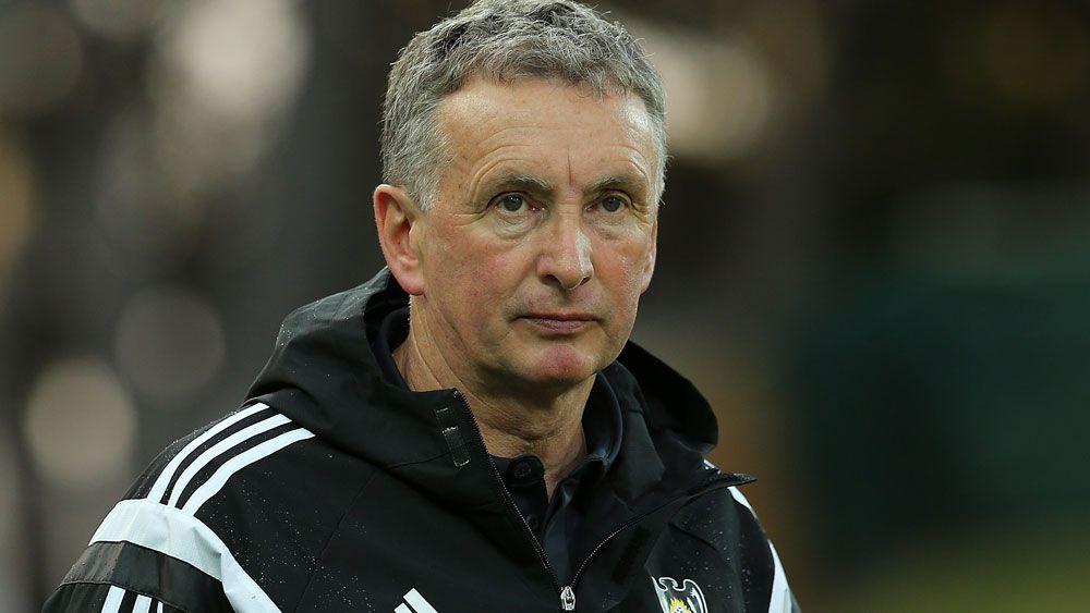 Ernie Merrick has resigned as coach of the Wellington Phoenix. (AAP)