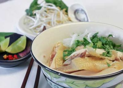 "Recipe: <a href=""http://kitchen.nine.com.au/2016/05/18/17/26/vietnamese-pho-ga-chicken-noodle-soup"" target=""_top"">Vietnamese Pho Ga (Chicken noodle soup)</a>"