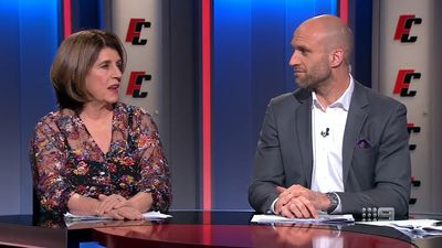 Footy Classified's Caroline Wilson stunned by Melbourne Demons AFL grand final breakfast 'ban'