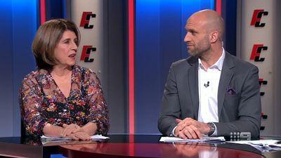 Footy Classified's Caroline Wilson stunned by Melbourne Demons AFL grand final breakfast 'ban'