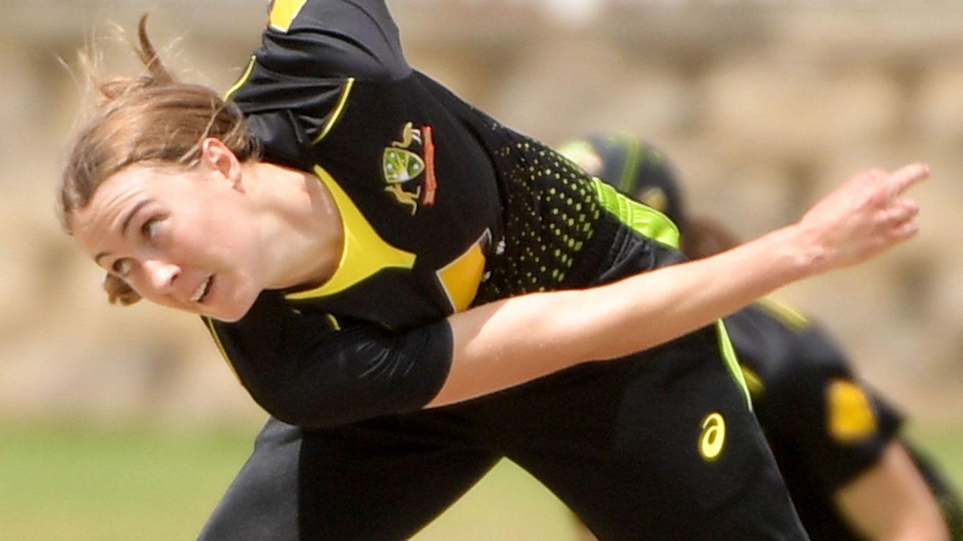Australian fast-bowler Tayla Vlaeminck tipped to break historic 130km/h barrier