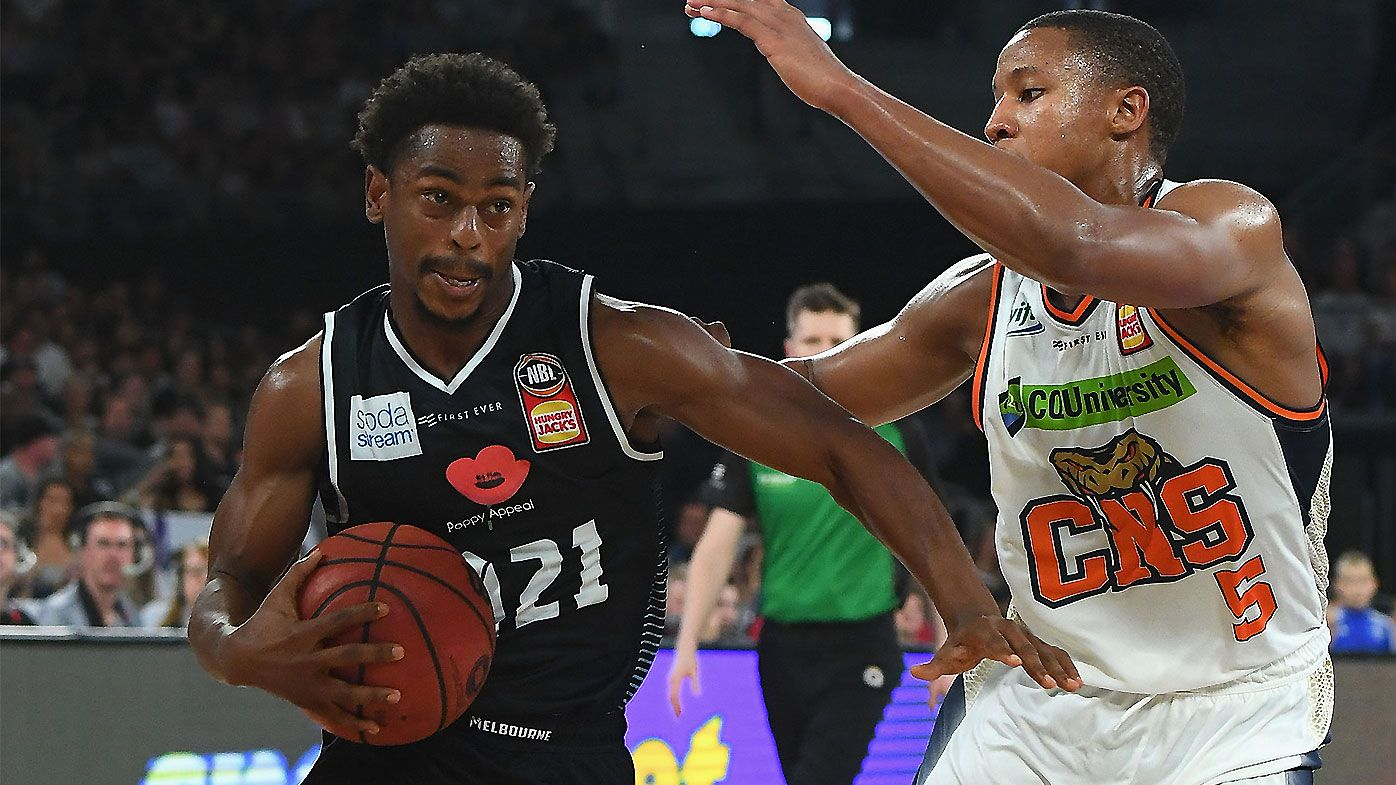 Casper Ware leads stunning comeback as Melbourne United save blushes against Cairns Taipans