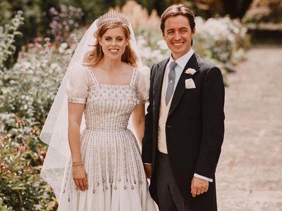 Princess Beatrice and Edoardo Mapelli Mozzi's relationship in photos