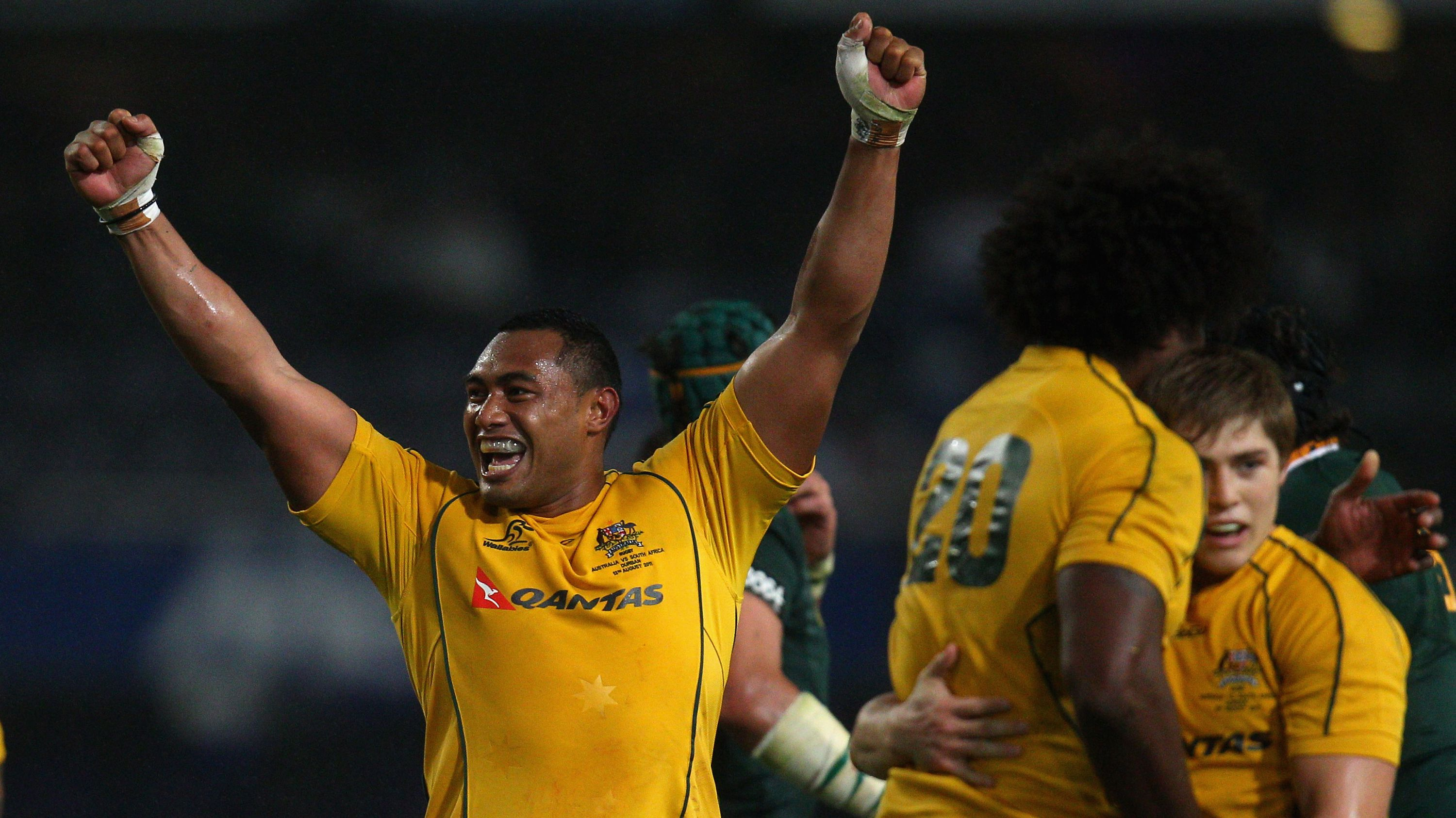 Wallabies great joins Pasifika Super Rugby club