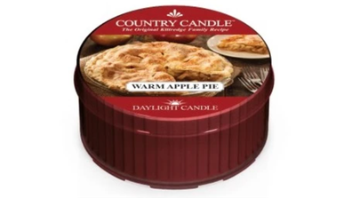 Country Candle, Warm Apple Pie