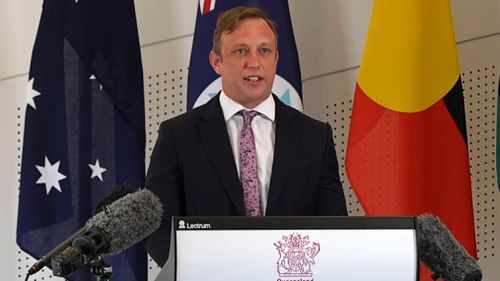 """Queensland Deputy Premier Steven Miles earlier said that the site was needed """"as soon as possible"""" and again urged the Federal Government to expand its scope towards other facilities in the state's west."""