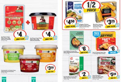 IGA is winning winter with some excellent hot food choices for lunch and dinner.