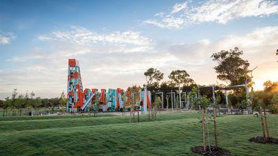 Bungarribee Park, Western Sydney Parklands