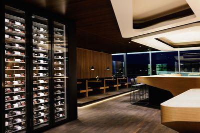 <strong>Zurich, Switzerland: SWISS First lounge A&nbsp;</strong>
