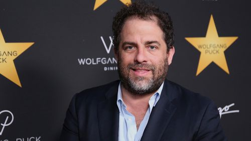 Brett Ratner arrives at the Wolfgang Puck's Post-Hollywood Walk of Fame Star Ceremony Celebration in Beverly Hills. (AP)