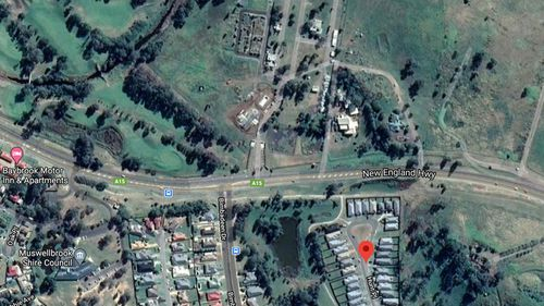 Three girls pushed to the ground by man at NSW park